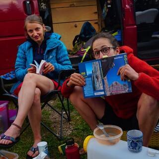 Where to go? Gerade die Vorbereitung ist essenziell...Foto: DAV Expedkader/Amelie Kühne