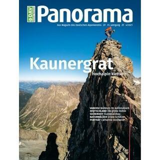 DAV Panorama 42021-Titel
