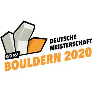 Logo DM Bouldern 2020