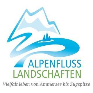Alpenflusslandschaften mit CLAIM RGB
