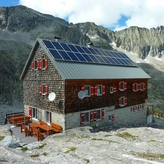 Barmer Hütte DAV Andreas Sauerwein