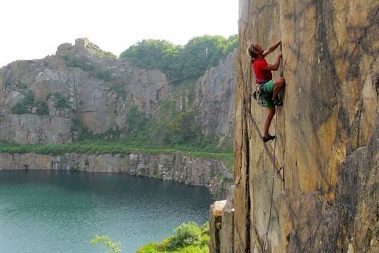 Kletterausrüstung Englisch : Bornholm on the rocks kletterfestival bergsport deutscher