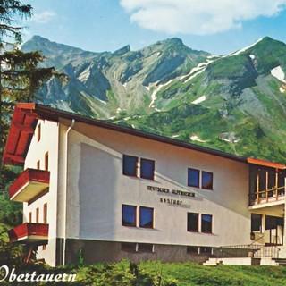 DAV-Haus Obertauern 1975, Foto: Archiv des DAV