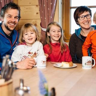 Gastgeberfamilie Erd. Foto: Martin Erd