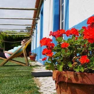"""Was will man mehr? An der """"Casa da Seiceira"""", Foto: Jonas Kassner"""