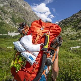 Auch der Männer-Expedkader unterstützt KENIAL. Foto: DAV / Silvan Metz