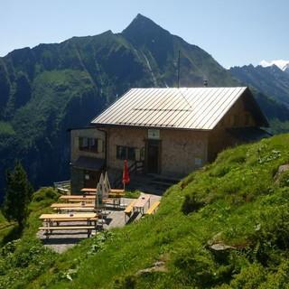 Gamshütte im Sommer, Foto DAV Sektion Otterfing