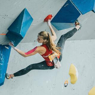 Hannah Meul; Foto: DAV/Vertical Axis