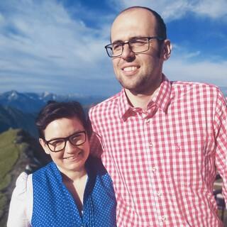 Veronika und Patrik, Foto: Martin Moutayrek