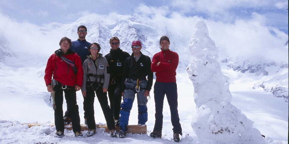 Expedkader 2005. Foto: DAV