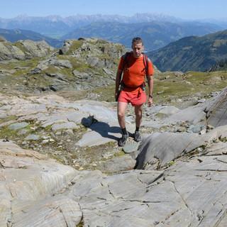 Wandern im Skigebiet Kaprun - Abseits der Piste bietet das Kapruner Skigebiet hübsche Wanderstrecken.