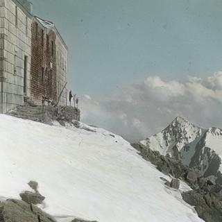 Das Becherhaus. Archiv des DAV, München