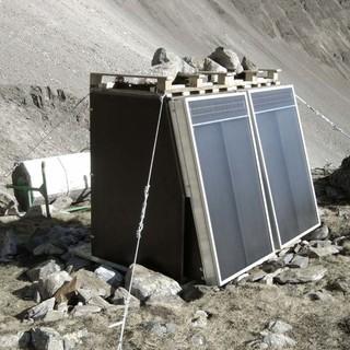 Solarkomposter, Foto: Archiv DAV
