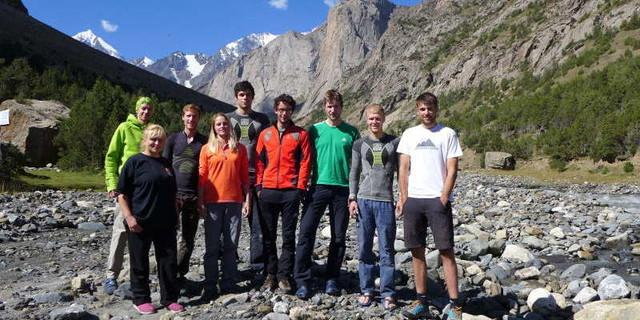 Ideales Routenangebot - tolles Expedteam!