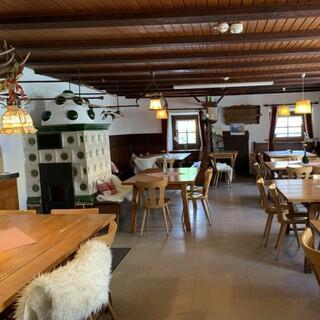 Gastraum im Schneibsteinhaus, Foto: Schneibsteinhaus