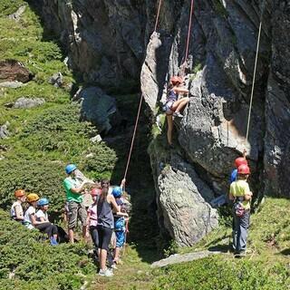 Amberger Hütte Bergferien