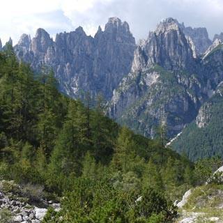 Wandern in den friulanischen Dolomiten