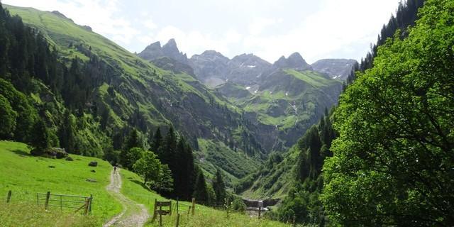 Wie im Märchen - von Einödsbach zum Waltenberger-Haus, Foto: DAV