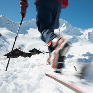 Skitouren liegen im Trend. Foto: DAV/Terragraphy.de