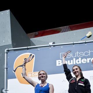 Bildergalerie Deutsche Meisterschaft Bouldern 2014 Friedrichshafen - Finale