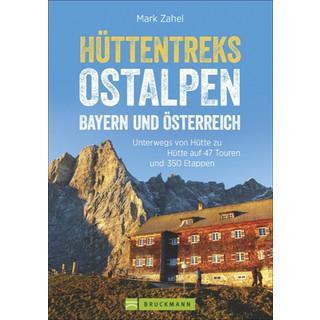 Mark Zahel, Hüttentreks Ostalpen