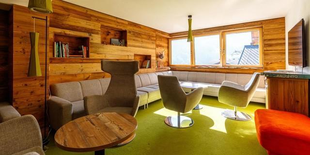 Innenansichten vom DAV-Haus in Obertauern, Foto: Marco Kost