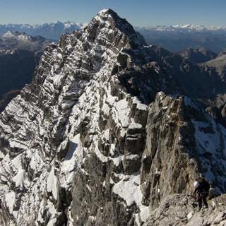 Watzmann-Gipfel, Foto: Axel Klemmer
