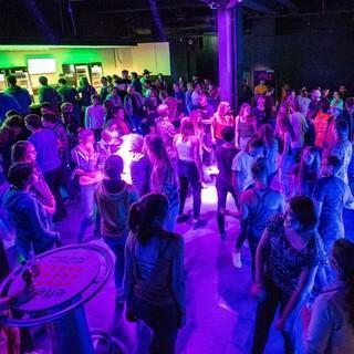 Die Party im RESI, Foto: JDAV/Silvan Metz