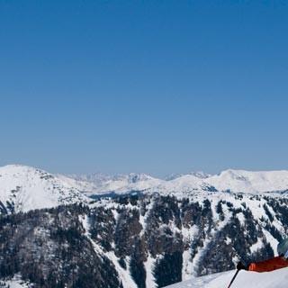 Abfahrt vom Gerstinger Joch - Zwoa Brettln, a gführiger Schnee … Wintertraum am Gerstinger Joch