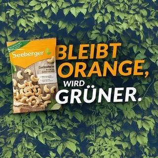 Seeberger hat verschiedene Materialien getestet, um Verpackungen nachhaltiger zu gestalten. Foto: Seeberger