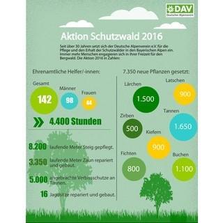 Bitte klicken Sie auf das Bild, um die Infografik zu vergrößern. Quelle: DAV
