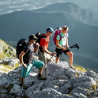 Eine gute Fitness ist für die Überschreitung des Watzmann wichtig. Foto: DAV/Hans Herbig