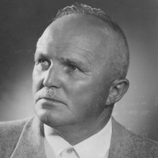 Karl Springenschmid; Foto: DAV/Archiv