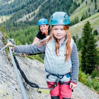 Sicherheit am Berg ist ein wichtiges Thema. Foto: Hans Herbig