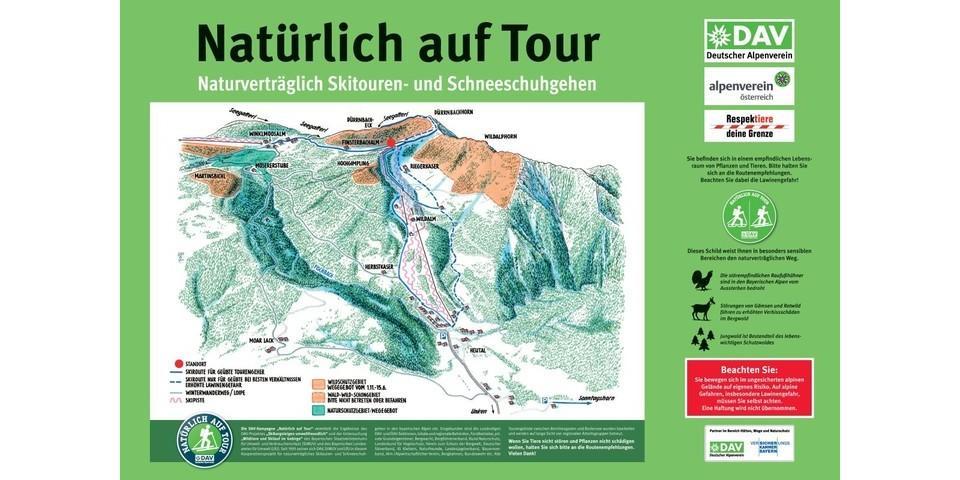 Dürrnbachhorn Ostseite, Heutal