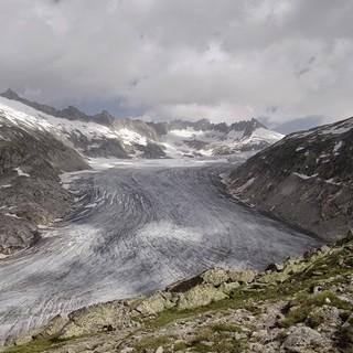 Rhode Gletscher  Quelle: Piefke La Belle - Creative Commons