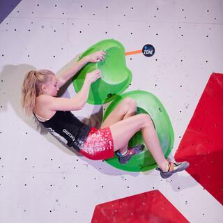 Lucia Dörffel auf Platz vier. Foto: Stepan Chaporov