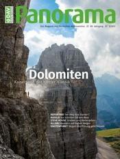 DAV Panorama 3/2017 - Dolomiten