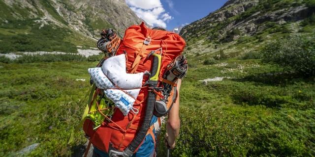 Auch der Expedkader Männer unterstützt das Hilfsprojekt KENIAL. Foto: DAV / Silvan Metz