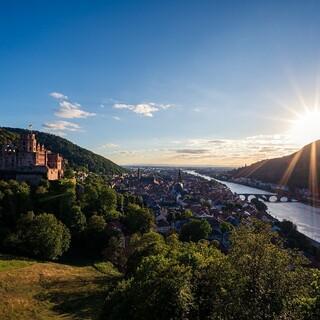Blick auf Heidelberg. Foto: pixabay/Markus_KF