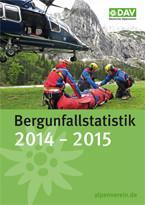 Bergunfallstatistik 2014-15