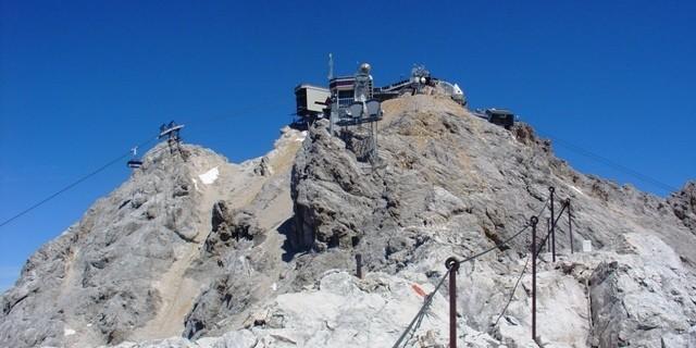 Südwestgrat zum Gipfel - Die letzten Meter führen über den Südwestgrat zum Gipfel.