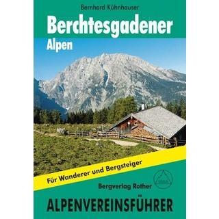 Alpenvereinsfuehrer-Berchtesgaden-Cover