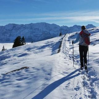 Winterwandern-Wank