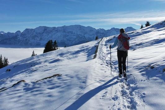 Wintersport Morgen