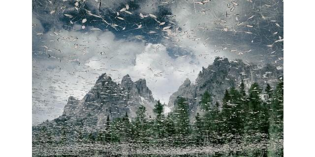 Lago d'Antorno&#x3B; Cadini di Misurina&#x3B; Dolomiten, Italien, Foto: Uli Wiesmeier/Knesebeck Verlag