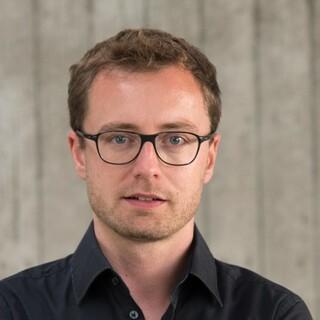 Michael Feil, ideengebender Architekt für den Umbau des Alpinen Museums.