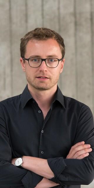 Architekt Michael Feil.