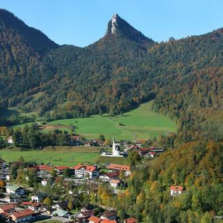Bergsteigerdorf Kreuth (c) GemeindeKreuth-1500px