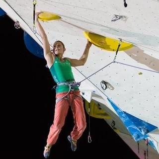 Magdalena Rock holte Gold vor heimischem Publikum